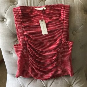 NWT Deletta by Anthropologie tank top
